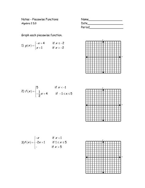 Math Function Worksheets  Function Worksheetsrelations And Functions Math 10 Worksheets