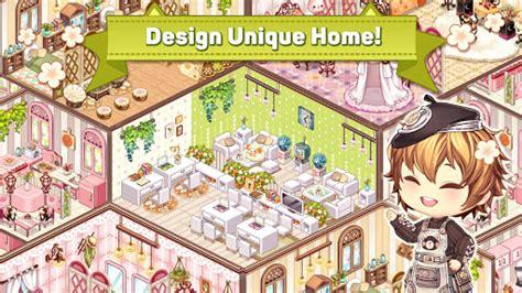 kawaii home design room decoration game  pc