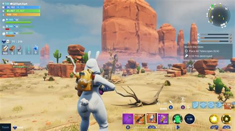 fortnite update  adds  quests arid map weapons