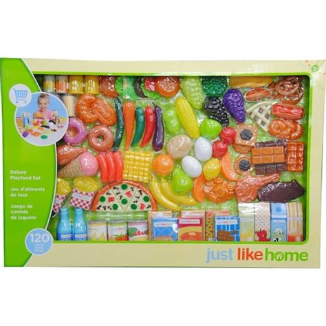 cuisine toys r us just like home mega food playset toys r us