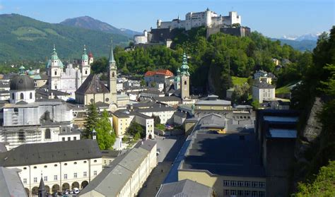 Austria Travel Guide Where To Go And What To See