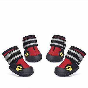 petacc dog shoes water resistant pet boots With shoes for my dog