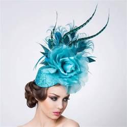 flapper headbands arturo rios collection jade fascinator hat fascinators