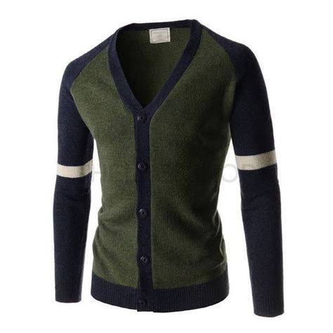 sleeve sweater mens 2015 autumn brand sleeve sweaters splice