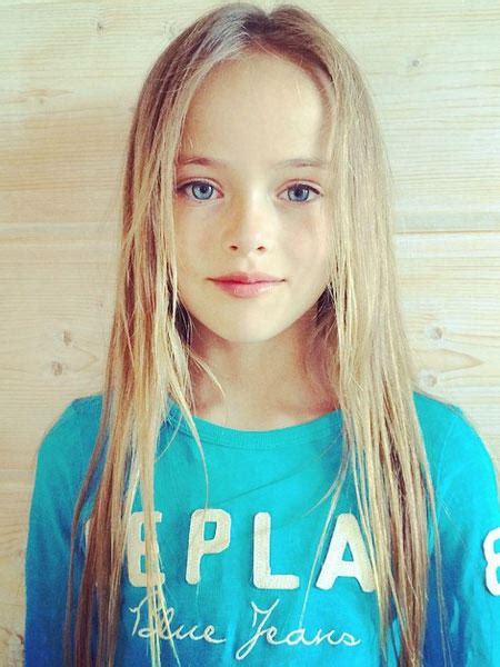 Kristina Pimenova Ärger Um 9 Jähriges Supermodel Wunderweib