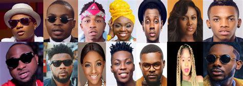 Nigerian Music Artistes To Watch In 2018