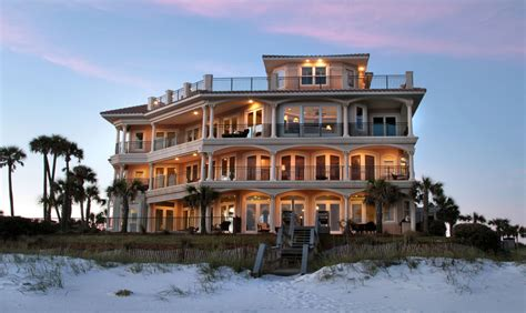 luxury beachfront homes for rent in florida house decor