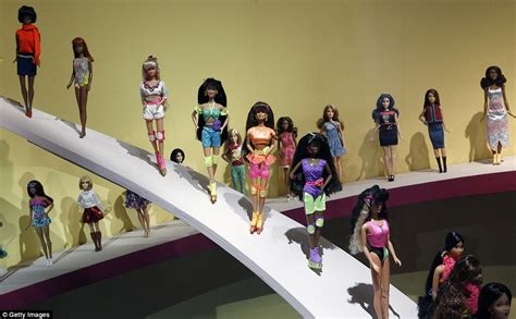 Barbie Doll Exhibition At Museum Of Decorative Dolls In