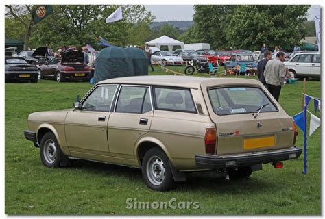 Simon Cars - Morris Ital
