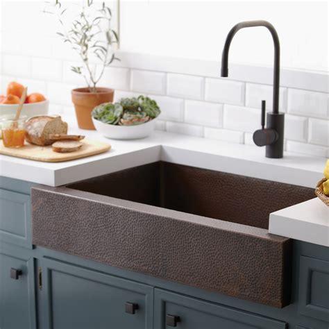 apron front sink luxury kitchen sinks decor trails