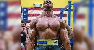 Arnold Classic 2020  3 Weeks Out Larry Wheels Shows Explosive Strength
