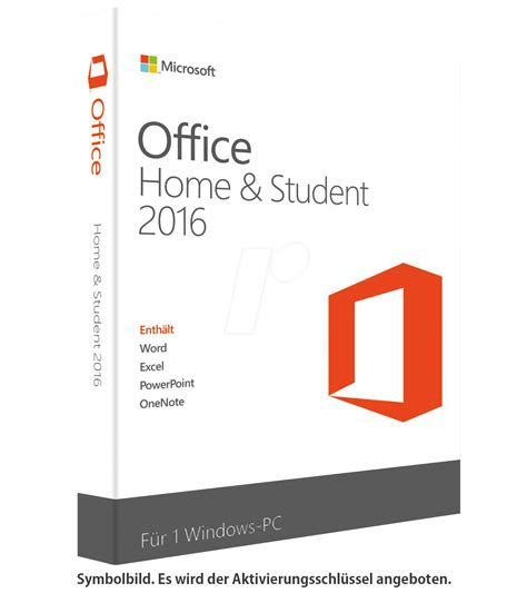 Windows 7 Kaufen Student 1174 by Microsoft Office Home And Student 2016 Shop