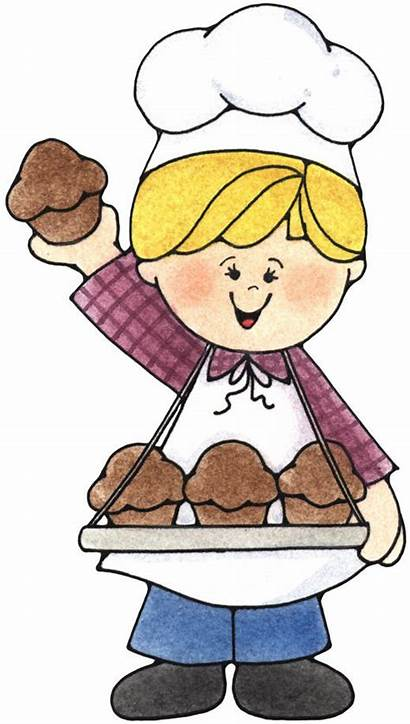 Muffin Clipart Nursery Cooking Clip Rhyme Mother