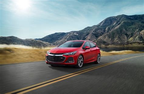 2019 Chevrolet Cruze Revealed With New Style  Gm Authority