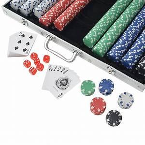 Poker Set Kaufen : vidaxl poker set mit chips aluminium g nstig kaufen ~ Eleganceandgraceweddings.com Haus und Dekorationen