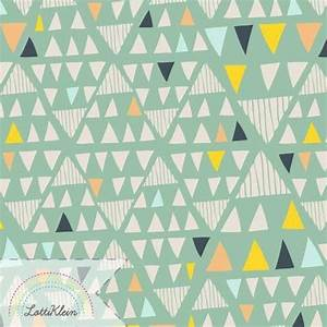 Stoffe Geometrische Muster : stoff jersey art gallery morning walk mojave aloe von ~ A.2002-acura-tl-radio.info Haus und Dekorationen