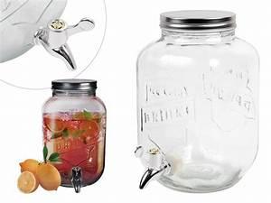 Getränkespender Glas Zapfhahn : getr nkespender 3 5 liter glas zapfs ule 78 7851 zapfhahn wasserspender glasfass dispenser von ~ Markanthonyermac.com Haus und Dekorationen