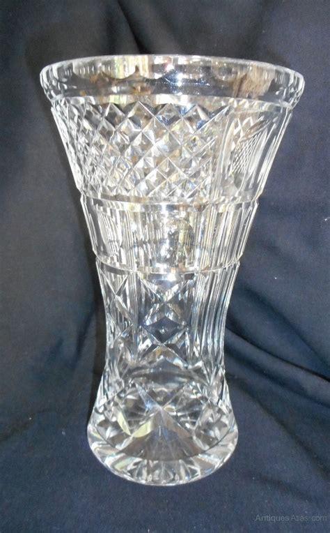 Antique Glass Vase by Antiques Atlas Cut Glass Vase