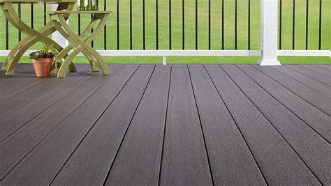 fiberon decking railing fencing cladding lighting