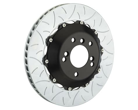 Brembo Slotted Type-3 Rear 350x28 2-piece