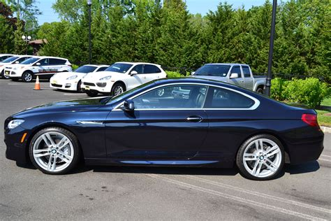 Bmw 650i For Sale by 2012 Bmw 650i M Sport Coupe Pre Owned