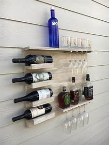 wall bar en 2020 mueble bar de licor estantería para