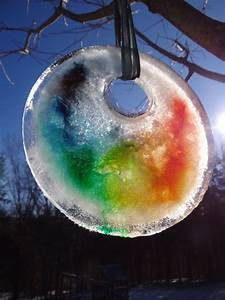 How, To, Make, Ice, Sun, Catchers, Great, Winter, Craft