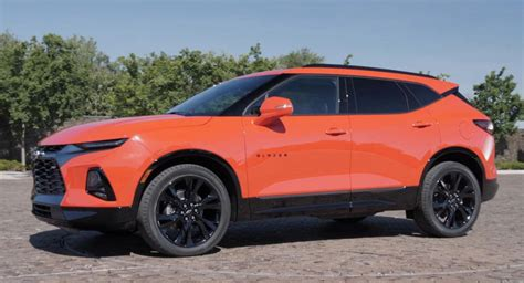 First Video Look At 2019 Chevrolet Blazer What Do You Think?