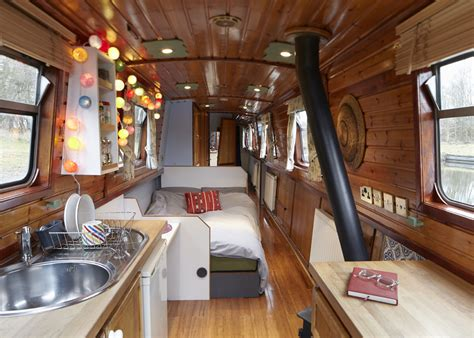 Boat With Bed And Bathroom by Narrowboat Holidays Canal Boat Hire Manchester Uk