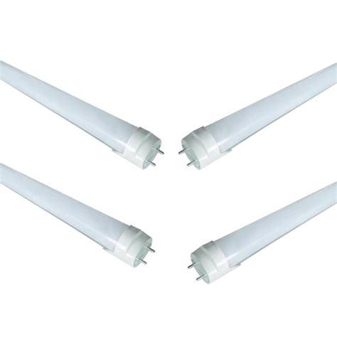 t8 18w led light 4ft dual ended fluorescent light