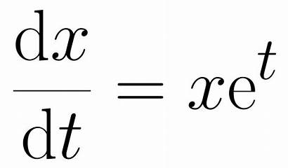 Equation Differential Svg Wikimedia Commons Pixels Wikipedia