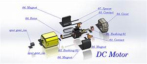 Wiring Diagram For Dc Motor