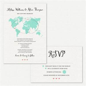 Wedding invitation wording long distance matik for for Wedding invitation for long distance relationship