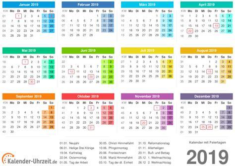 calendario impressao
