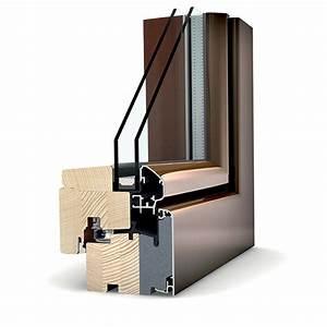 Fenetre Bois Double Vitrage : fen tre bois double vitrage hf 210 internorm ~ Premium-room.com Idées de Décoration