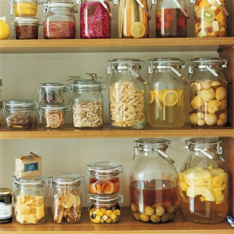 bocaux decoration cuisine les bocaux en verre sont un vrai hit pour la cuisine