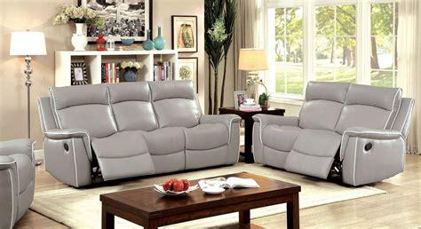 light living room furniture salome light gray recliner living room set from furniture