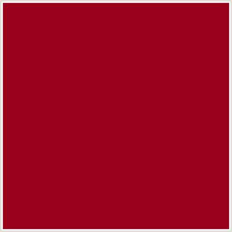 Dark Blue Paint Colors 99001c Hex Color Rgb 153 0 28 Carmine Red