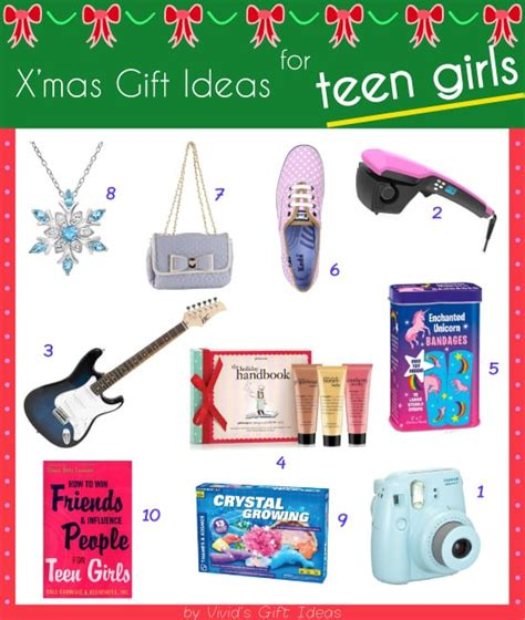 what christmas present to get for teen girls 2014 vivid s