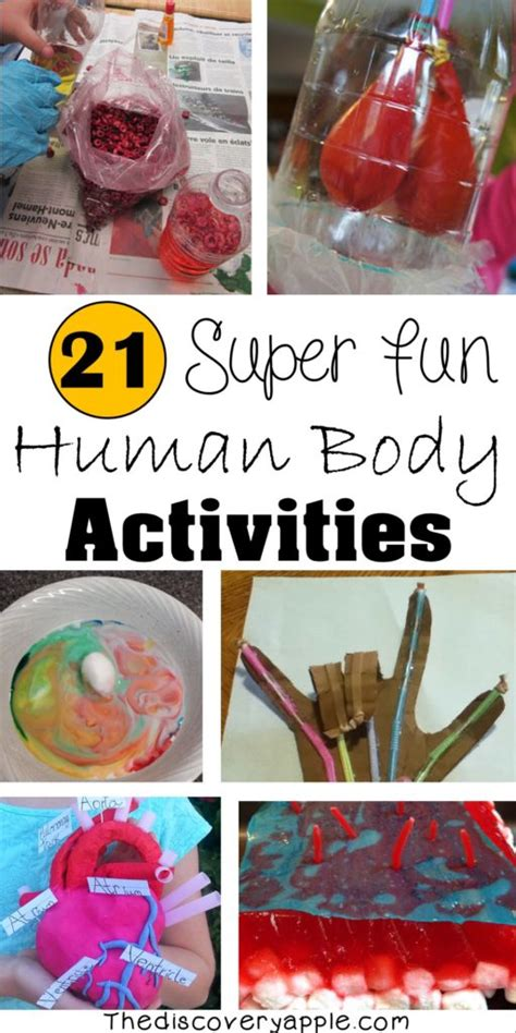 21 human activities and experiments for 727 | Human Pin 512x1024
