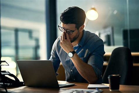 Work Related Stress - 6 Common Causes