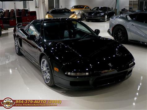 Acura Nsx For Sale In by 1991 Acura Nsx For Sale In Fl Vin Jh4na1265mt002887