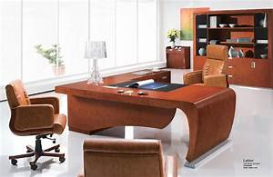 Designer Style Executive Desk Professional Office Furniture