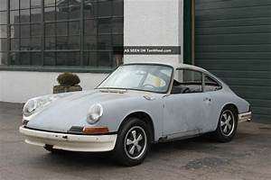 1966 Porsche 912 Karmann Coupe    911 Engine With 5 Speed