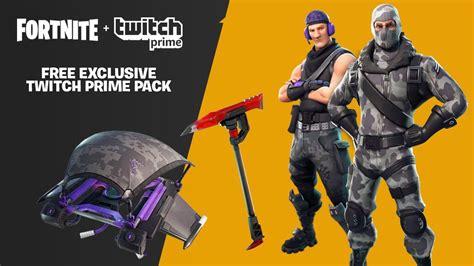 'fortnite' Twitch Prime Instigator Pickaxe Release Date