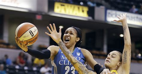 Lynx star Maya Moore opts to stay on hiatus from WNBA in ...