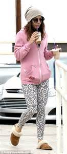 Vanessa Hudgens fetches coffee in her slippers   Daily Mail Online