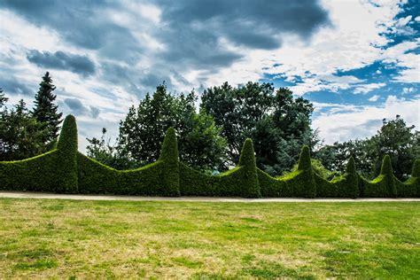 Römischer Garten In Hamburg Blankenese Foto & Bild