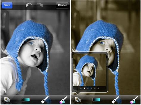 iphone photography apps   coloring