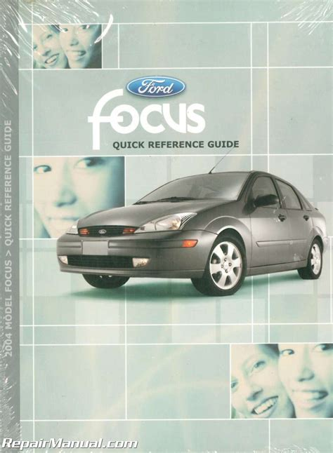 ford focus owners manual